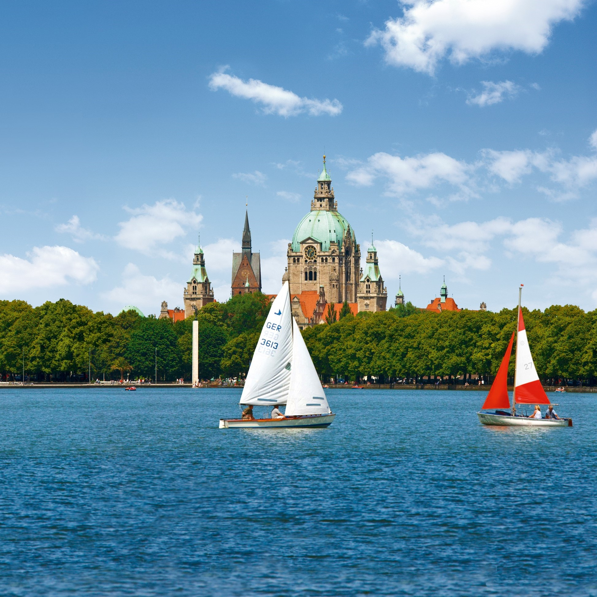The Maschsee Lake Festival